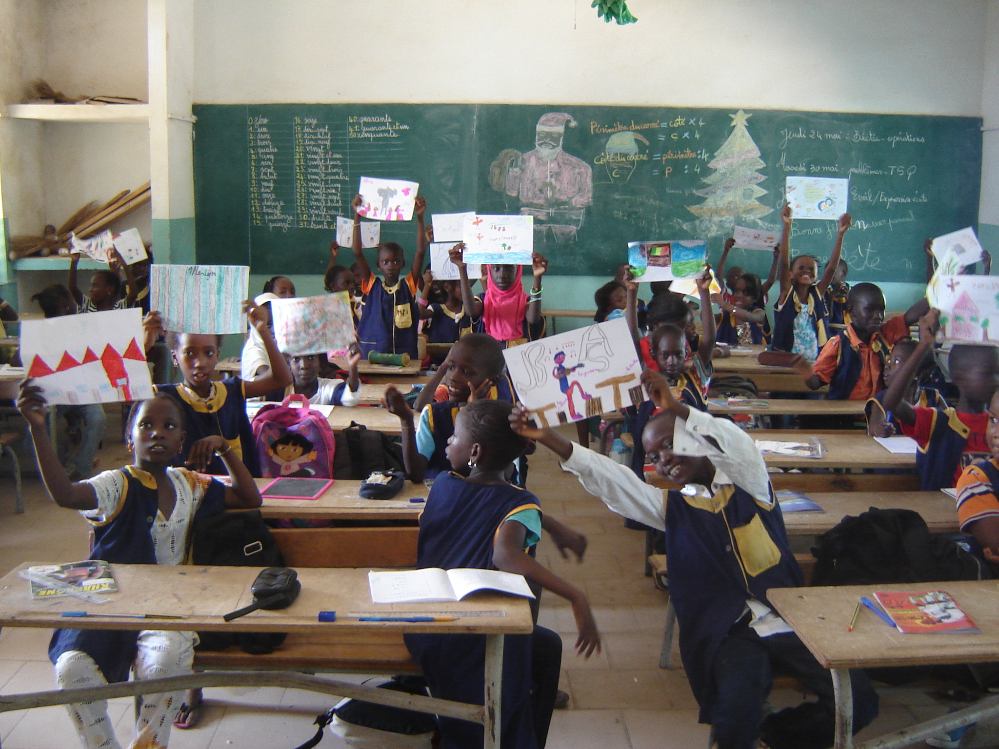 School Senegal